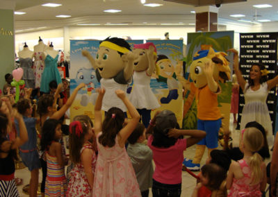 Family Fun Day at Myer Perth