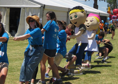 DreamDay Perth Tug-o-War