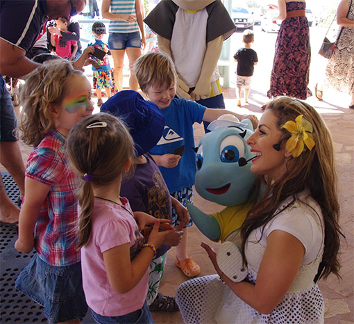 Children's Entertainers Pilbara WA