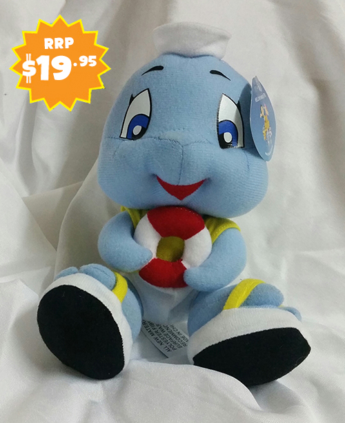 Fin the Baby Shark Soft Toy