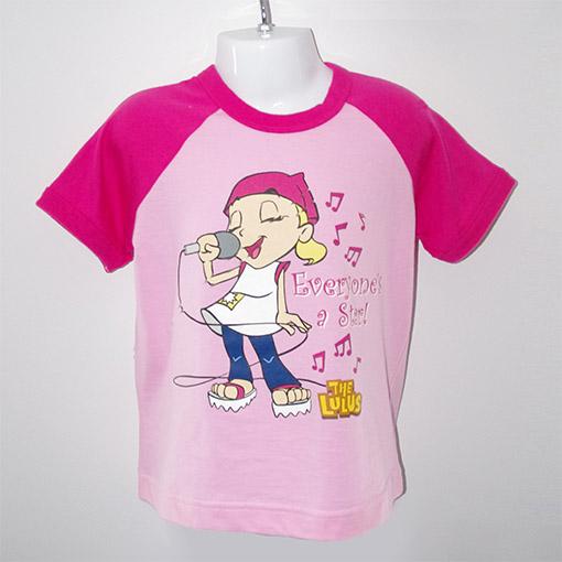 Lu Girl T-Shirt