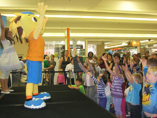 Kids Shows Perth Shopping Centres