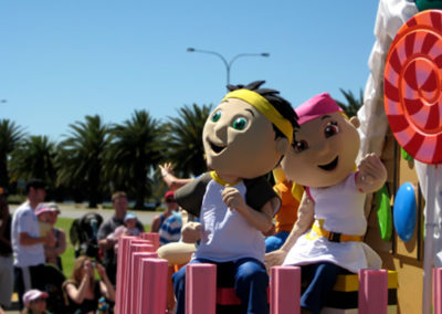 Perth Christmas Pageant