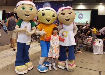 Special Children's Party at Perth Convention Centre