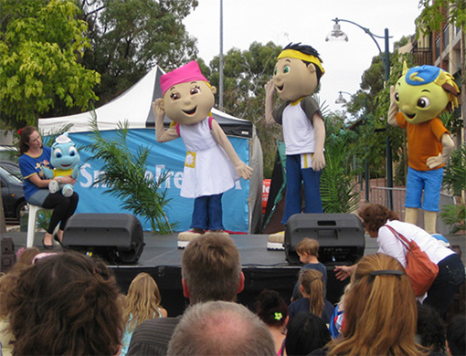 Kids Entertainment Joondalup Festival WA