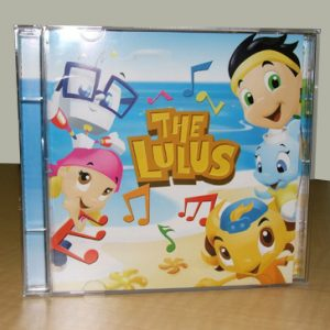 The Lulus Music CD