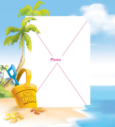 The Lulus Photo Frame