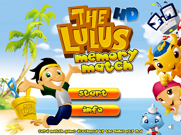 The Lulus Memory Match Game